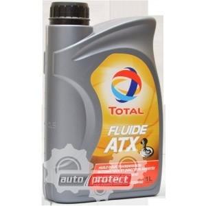 Total Fluide ATX Трансмиссионное масло