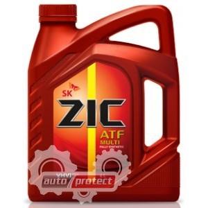 Zic ATF MULTI Трансмиссионное масло