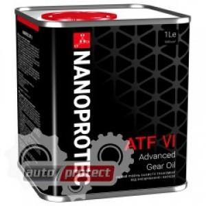 Nanoprotec ATF VI Синтетическое трансмиссионное масло