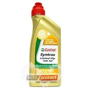 Castrol Syntrax Limited Slip 75W-140 Трансмиссионное масло