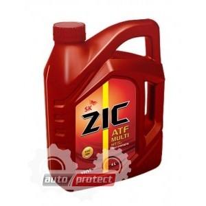 Zic ATF Multi HT Синтетическое трансмисcионное масло