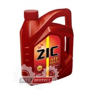 Zic ATF Multi LF Cинтетическое трансмиссионное масло