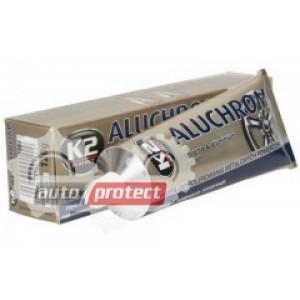 К2 Aluchrom Паста для полировки хромированных и алюминиевых деталей