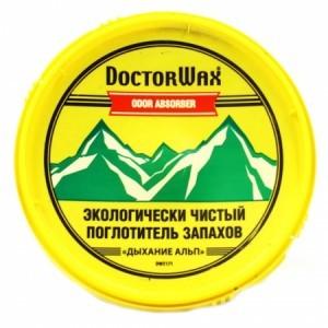 Doctor Wax Дыхание Альп Поглотитель запаха экологически чистый (DW5171)