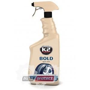 К2 Bold Очиститель шин